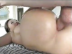 Asian Miko Lee fucked in her tight ass tubes