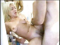 Fucking the nice blonde slut that sucked tubes