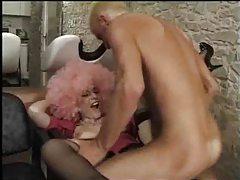Classic porn double penetration sizzles tubes