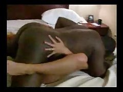 Black guy giving amateur white wife a fuck tubes