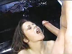 A mixture of cumshot clips tube