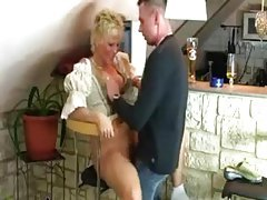 Blonde mature amateur stroke and fuck tubes
