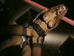 Big cock opens pussy of this Euro chick tubes