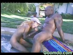 Brazilian fucked by big cock outdoors tubes