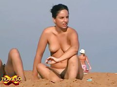 Nude beach voyeur video tubes