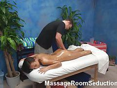 Teen in for massage gets fucked tubes