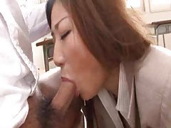 Sexy Japanese teacher gangbanged by students tubes