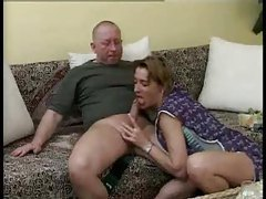 Hot German lady fucked by the gardener tubes