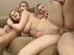 Super busty slut wants all three holes filled tubes