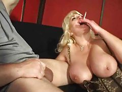 Mature cock pleaser gets him hard and happy tubes