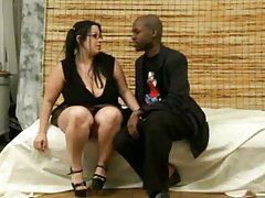 Black guy nails a cute BBW babe tubes
