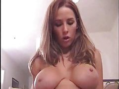 POV BJ and fuck with horny big tits girl tubes
