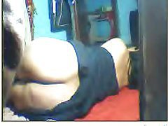 Amateur ass on a voyeur video tubes
