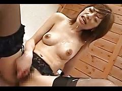 Cum all over this Japanese chick tubes