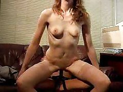 Mature in lingerie dancing and stripping tubes