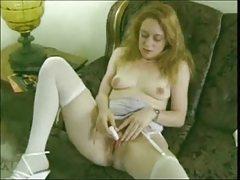 Big cock fucks her tight butthole hard tubes