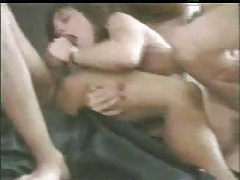 Three guys come over to bang the wife tubes