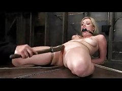 Great rope work with hot blonde tubes