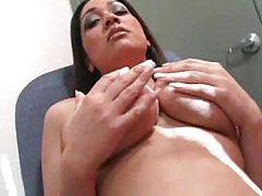 Lesbian girls make POV porn tubes