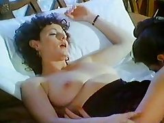 Tremendous retro pussy eating porn tubes
