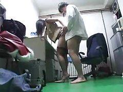 Korean couple fucking in erotic film tubes
