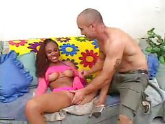 Lacey Duvalle plugged by fat cock tubes