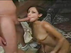 She works the head of his cock so well tubes