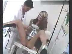 Group sex scene in the doctor's office tubes