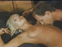 Naughty blonde is stripped and fucked tubes