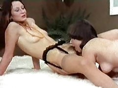 Classic threesome with hairy pussy girls tubes