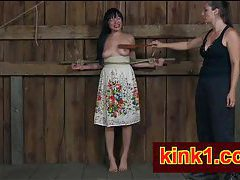 Charlotte Vale confesses that all of her fantasies involve her being tied down tubes