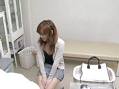 Woman used by her gynecologist Part 2 tubes