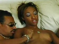 Black girl gangbanged lustily by dudes tube