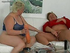 Fat German chicks using toy for sex tubes