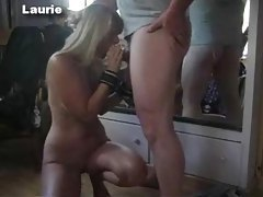 Bondage fun with his sexy blonde wife tubes