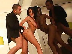 Hot girl fucked in the expensive house tubes