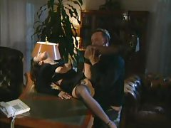 Glamorous girl is smoking hot in office sex tubes