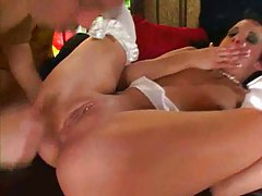 Young girl with seductive looks fucked deeply tubes