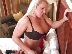 Two arousing milfs are crazy for black dick tube