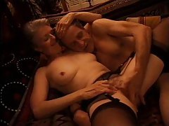 Mature couple loves naughty foreplay tubes