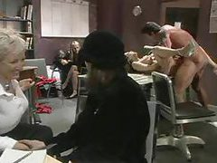 Office fuck for the big tits hot girl tubes