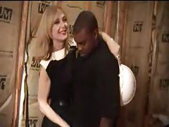 Black dude fucks milf in hot lingerie tubes