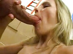 She shows incredible talent for oral tubes