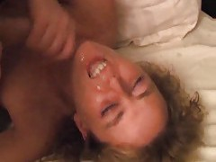 Two guys fuck the naughty milf wife tubes