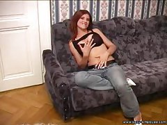 Hot redhead hardcore sex scene is long tubes