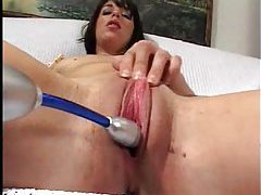 Lots of toy and finger play then a BJ tubes