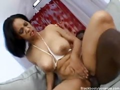 She rides that black cock hard tubes