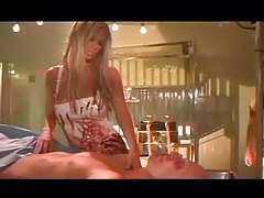 Kinky scene with a hot blonde porn slut tubes