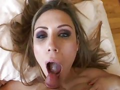 Cumshot compilation mostly in the mouth tubes