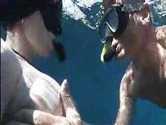 Scuba diving hardcore sex scene tubes
